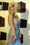 Anna Nicole Smith. Appearing on the red carpet Royalty Free Stock Image