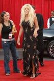 Anna Nicole Smith, Pamela Anderson Στοκ Εικόνα