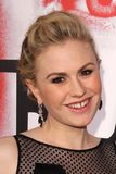 Anna Paquin at the HBO  Royalty Free Stock Photo