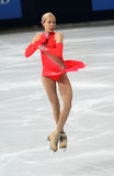 Anna POGORILAYA (RUS) Στοκ φωτογραφία με δικαίωμα ελεύθερης χρήσης