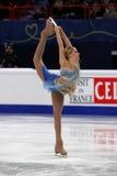 Anna POGORILAYA (RUS) Στοκ Εικόνες