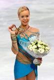 Anna POGORILAYA (RUS) Στοκ Φωτογραφίες