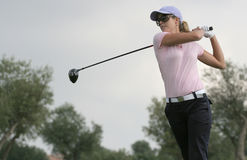 Anna Rawson, Golf Dame-europäischer Ausflug Stockfoto