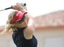 Anna Rawson, Golf Damen Europ Stockfotografie