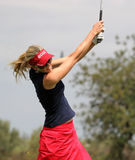 Anna Rawson, golf Ladies European Tour, Royalty Free Stock Photos