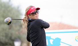 Anna Rawson, golf Ladies European Tour, Stock Image