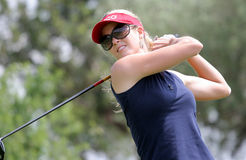 Anna Rawson, golf Ladies European Tour, Royalty Free Stock Image