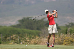 Anna Rawson, Portugal ladies Open 2006, Oitavos Royalty Free Stock Images