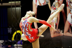 ANNA RIZATDINOVA ball Royalty Free Stock Image
