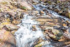 Anna Rubly Falls Foto de Stock