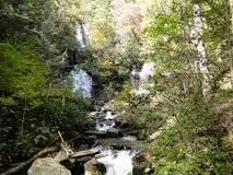 Anna Ruby Falls Royalty Free Stock Photo