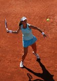 Anna Tatishvili (GEO) at Roland Garros 2011 Royalty Free Stock Photos