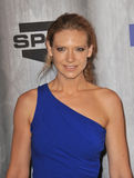 Anna Torv. At the 2011 Spike TV Scream Awards at Universal Studios, Hollywood. October 15, 2011 Los Angeles, CA Picture: Paul Smith / Featureflash Royalty Free Stock Images