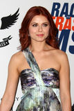 Anna Trebunskaya arrives at the 19th Annual Race to Erase MS gala Stock Photo