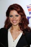 Anna Trebunskaya bij de Officiële Lancering van BritWeek, Privé Plaats, Los Angeles, CA 04-24-12 Royalty-vrije Stock Foto's
