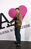 Anna und die Liebe (Anna and Love). AUGUST 18, 2008 - BERLIN: Mike Adler during a photocall for the upcoming start of the new tv production (telenovela) Anna und Stock Photo