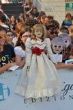 Annabelle 2: Δημιουργία στο φεστιβάλ 2017 ταινιών Giffoni Στοκ εικόνες με δικαίωμα ελεύθερης χρήσης