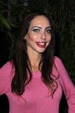 Annabelle Gutman alla seconda pellicola annuale di Beverly Hills, alla TV & ai nuovi media festival, hotel del Roosevelt, Holl Immagine Stock Libera da Diritti