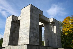 annaberg μνημείο sankt Στοκ φωτογραφίες με δικαίωμα ελεύθερης χρήσης