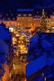 Annaberg-Buchholz christmas market Royalty Free Stock Photo