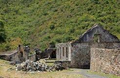 Annaberg Cukrowa plantacja w St John Obrazy Stock