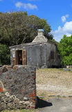 Annaberg Sugar Plantation em St John fotografia de stock royalty free
