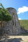 Annaberg Sugar Plantation em St John foto de stock
