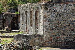 Annaberg Sugar Plantation en St John image libre de droits