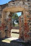Annaberg Sugar Plantation i St John royaltyfri foto
