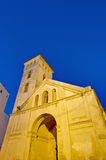 Annahmekirche an EL-Jadida, Marokko Stockfotos