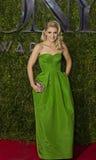 Annaleigh Ashford komt bij 2015 Tony Awards aan Stock Fotografie
