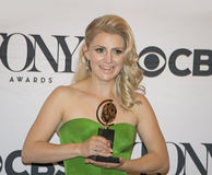 Annaleigh Ashford Wins Tony at 69th Annual Ceremony in 2015 Stock Image