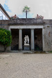 Annalena Grotto Adam y Eve Michelangelo Naccherino, Boboli Gardensi, Florencia, Italia fotografía de archivo libre de regalías