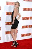 AnnaLynne McCord at the World Premiere of 'Fired Up!'. Pacific Theaters Culver Stadium 12, Culver City, CA. 02-19-09 Royalty Free Stock Photos