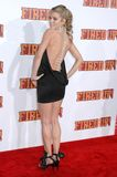 AnnaLynne McCord at the World Premiere of 'Fired Up!'. Pacific Theaters Culver Stadium 12, Culver City, CA. 02-19-09 Royalty Free Stock Photo