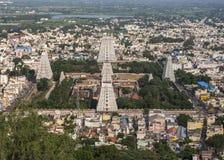 Annamalaiyar temple in Thiruvannamalai. Stock Images