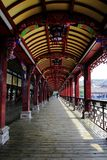 Annan bridge Royalty Free Stock Images