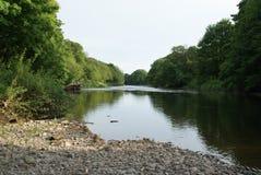 Annan flod Arkivfoto