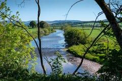 Annandale Dumfries und Galloway Schottland lizenzfreie stockbilder