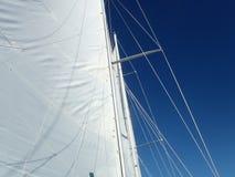 Annapolis in de Chesapeake baai stock fotografie