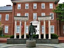 Annapolis - een stad in de Verenigde Staten, het kapitaal van Maryland Stock Foto's
