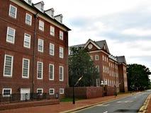 Annapolis - eine Stadt in den Vereinigten Staaten, die Hauptstadt von Maryland Lizenzfreie Stockfotos