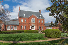 Annapolis, Maryland - Governor's Mansion Stock Images