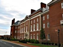 Annapolis - una città negli Stati Uniti, la capitale di Maryland fotografie stock libere da diritti
