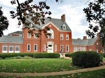 Annapolis - una città negli Stati Uniti, la capitale di Maryland immagini stock libere da diritti