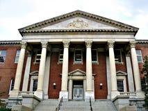 Annapolis - una ciudad en los Estados Unidos, la capital de Maryland Imagen de archivo libre de regalías