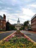 Annapolis - une ville aux Etats-Unis, la capitale du Maryland Photo libre de droits