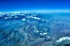 annapurna喜马拉雅山山尼泊尔范围区域 免版税图库摄影