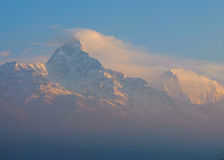 Annapurna Ιμαλάια Νεπάλ Στοκ φωτογραφίες με δικαίωμα ελεύθερης χρήσης
