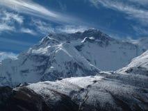 Annapurna δύο Στοκ Εικόνα